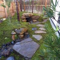 栃木県足利市U邸『石室のある庭』のサムネイル