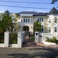 栃木県足利市K邸『桜並木を借景に』のサムネイル