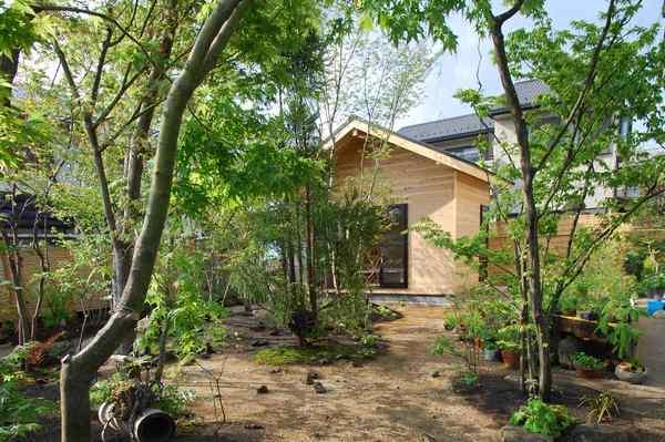 埼玉県宮代町A邸『雑木の庭』のサムネイル