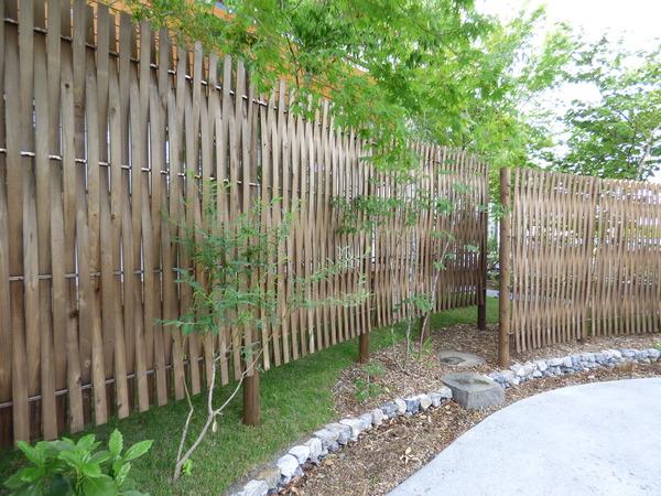 新しい施工例 ~庭園見学を経て~